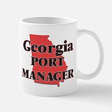 Georgia Port Manager Mugs