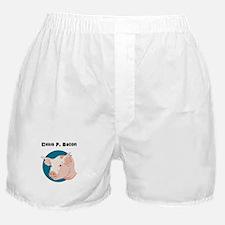 Chris P. Bacon Boxer Shorts
