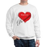 Romantic Sweatshirt