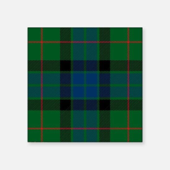 """Gunn Clan Square Sticker 3"""" x 3"""""""