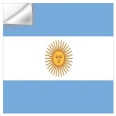 Argentinian pride argentina flag  Wall Decal