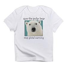 Funny Global warming Infant T-Shirt