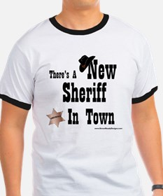 Funny Baby sheriff T