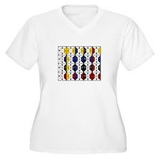 Enochian Tablet of Union Engl T-Shirt