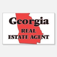 Georgia Real Estate Agent Decal