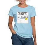 Contest All Passes Women's Light T-Shirt