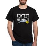 Contest All Passes Dark T-Shirt