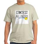 Contest All Passes Light T-Shirt