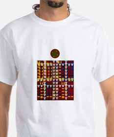 Enochian Fire Watchtower of t Shirt