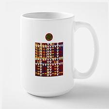 Enochian Fire Watchtower of t Mug