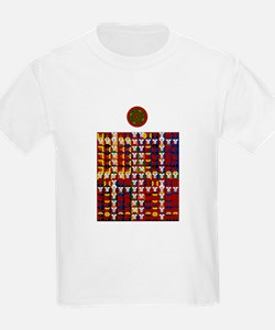 Enochian Fire Watchtower of t T-Shirt