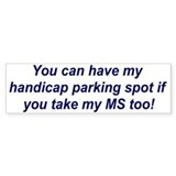 Multiple sclerosis Stickers & Flair