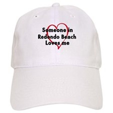 Loves me: Redondo Beach Baseball Cap