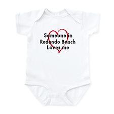 Loves me: Redondo Beach Onesie