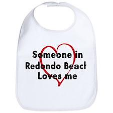 Loves me: Redondo Beach Bib