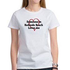 Loves me: Redondo Beach Tee