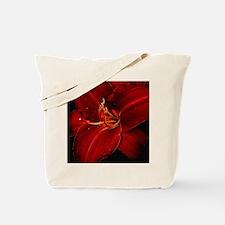 Unique Red Tote Bag