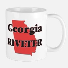 Georgia Riveter Mugs