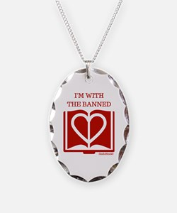 Love Banned Books Necklace