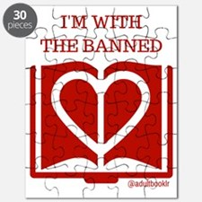 Love Banned Books Puzzle