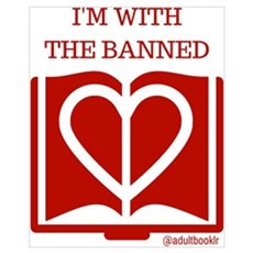 Love Banned Books Framed Print