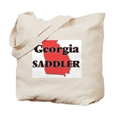 Georgia Saddler Tote Bag