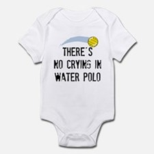 No Crying (WP) Infant Bodysuit