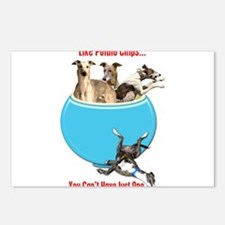 Greyhounds Like Potato Ch Postcards (Package of 8)