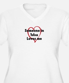 Loves me: Tulsa T-Shirt