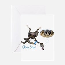 Glory Days Greeting Cards