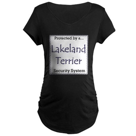 Lakeland Security Maternity Dark T-Shirt