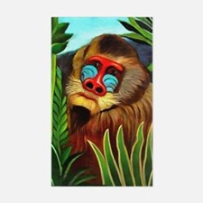 Henri Rousseau Mandrill In The Decal