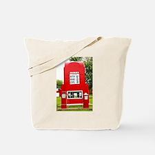 The Big Pump Tote Bag