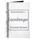 Leonberger journal Journals & Spiral Notebooks