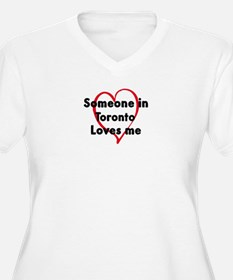 Loves me: Toronto T-Shirt