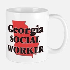 Georgia Social Worker Mugs
