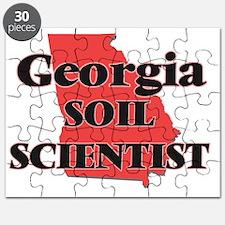 Georgia Soil Scientist Puzzle