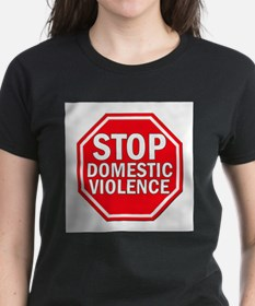 Stop domestic violence Tee