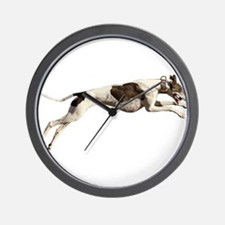 Run Like the Wind Wall Clock