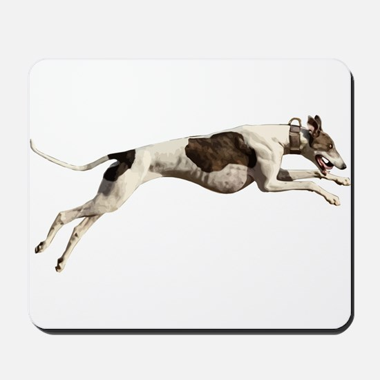 Run Like the Wind Mousepad
