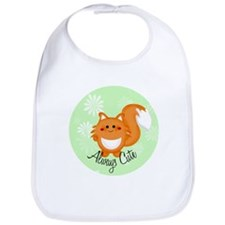Always Cute (Fox) Bib