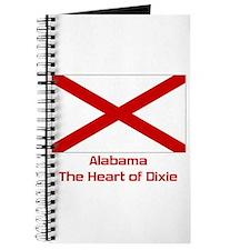 Alabama State Flag Journal