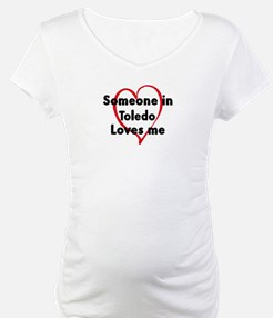 Loves me: Toledo Shirt