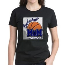 Cool Basketball mom Tee