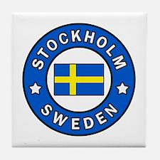 Stockholm Tile Coaster