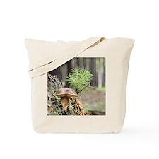 Forest Mushroom Tote Bag