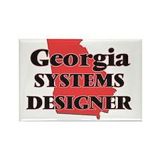 Georgia Systems Designer Magnets