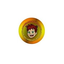 Japfoneez Logo Mini Button
