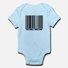 Future Doctor Barcode Body Suit