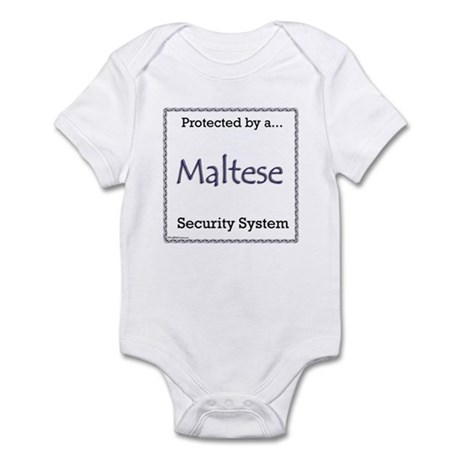 Maltese Security Infant Bodysuit